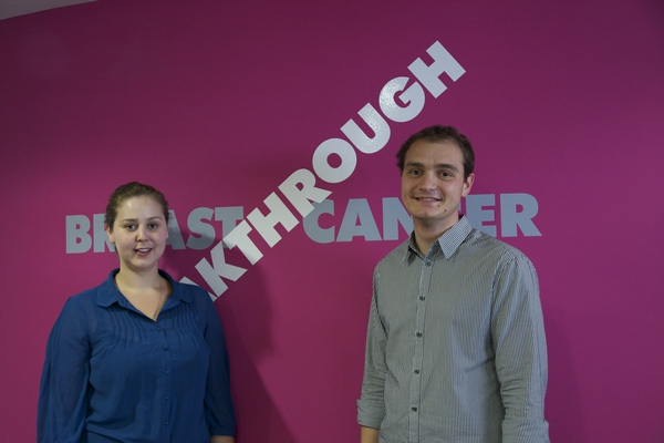 Breakthrough Breast Cancer Matt & George