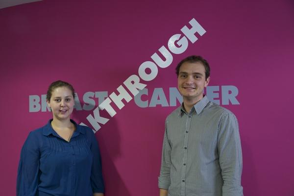 Breakthrough Breast Cancer Matt & George