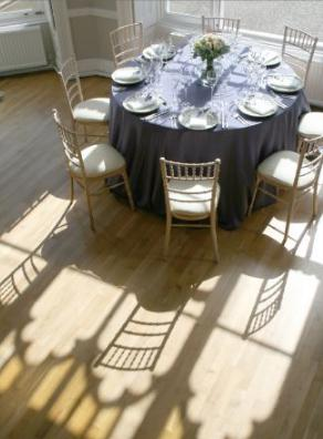 Nonsuch Mansion Dining