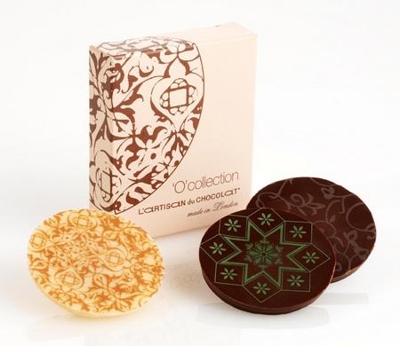 Chocolates from L'Artisan du Chocolat