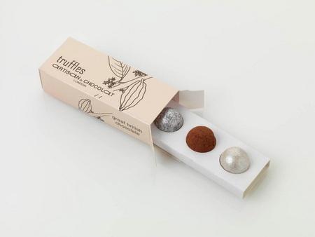 L'Artisan du Chocolat Truffles