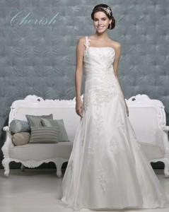 Picture of Cherish Wedding Dress - Amanda Wyatt 2011 Collection