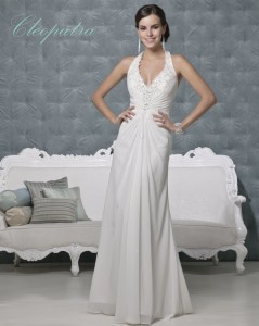 Picture of Cleopatra Wedding Dress - Amanda Wyatt 2011 Collection