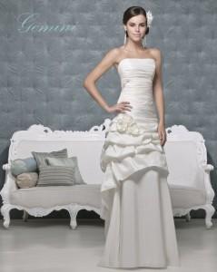 Picture of Gemini Wedding Dress - Amanda Wyatt 2011 Collection