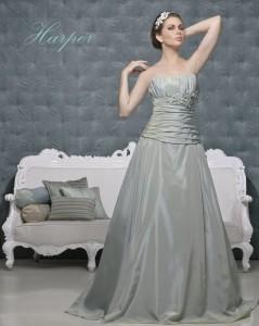 Picture of Harper Mint Wedding Dress - Amanda Wyatt 2011 Collection