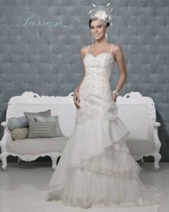 Picture of Passion Wedding Dress - Amanda Wyatt 2011 Collection