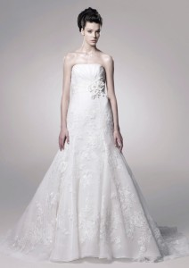 Picture of Dalat Wedding Dress - Blue by Enzoani 2011 Collection