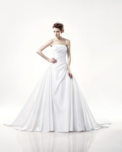 Picture of Decantur Wedding Dress - Blue by Enzoani 2011 Collection