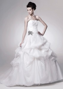 Picture of Derby Wedding Dress - Blue by Enzoani 2011 Collection