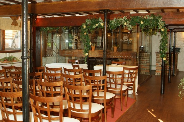 Picture of The Mill Room at Coltsford Mill wedding venue