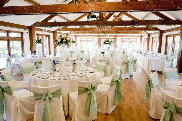 Picture of The Watermill Barn at Coltsford Mill wedding venue