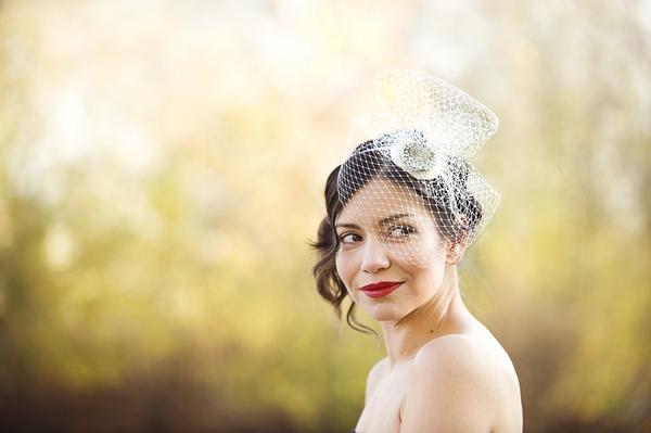 Belinda Headpiece by HT Headwear