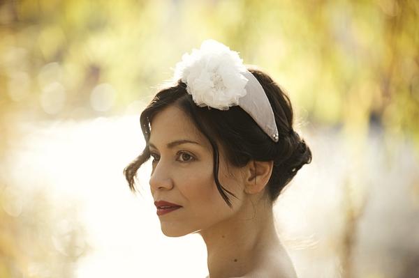 Ophelia Headpiece by HT Headwear