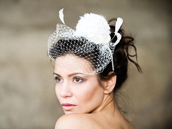 Raina Headpiece by HT Headwear
