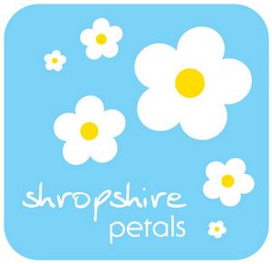 Shropshire Petals Natural Petal Confetti