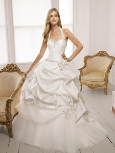 Picture of 64002 Dani Wedding Dress - Ronald Joyce 2011 Collection