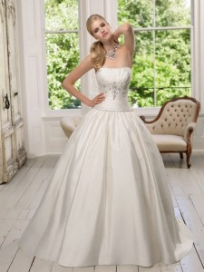 Picture of 64003 Daniela Wedding Dress - Ronald Joyce 2011 Collection