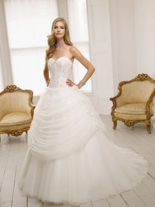 Picture of 64004 Daria Wedding Dress - Ronald Joyce 2011 Collection