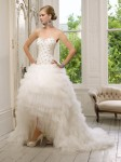Picture of 64005 Delfina Wedding Dress - Ronald Joyce 2011 Collection