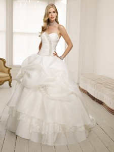 Picture of 64006 Diana Wedding Dress - Ronald Joyce 2011 Collection