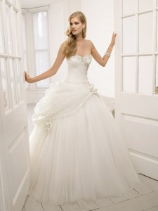 Picture of 64007 Dolly Wedding Dress - Ronald Joyce 2011 Collection