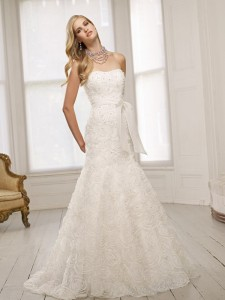 Picture of 64009 Daisy Wedding Dress - Ronald Joyce 2011 Collection