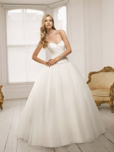 Picture of 64011 Daphne Wedding Dress - Ronald Joyce 2011 Collection