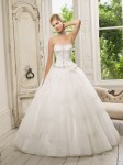 Picture of 64012 Divina Wedding Dress - Ronald Joyce 2011 Collection