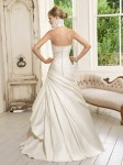 Picture of Back of 64014 Dawn Wedding Dress - Ronald Joyce 2011 Collection