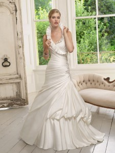 Picture of 64014 Dawn Wedding Dress - Ronald Joyce 2011 Collection
