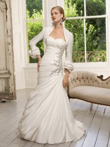 Picture of 64015 Desiree Wedding Dress - Ronald Joyce 2011 Collection