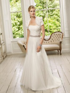 Picture of 64016 Destiny Wedding Dress - Ronald Joyce 2011 Collection