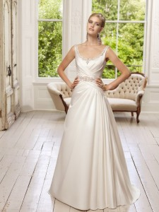 Picture of 64018 Diamond Wedding Dress - Ronald Joyce 2011 Collection