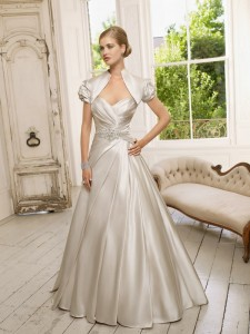 Picture of 64019 Dominique Wedding Dress - Ronald Joyce 2011 Collection