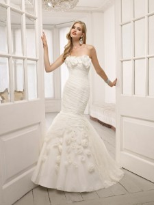 Picture of 64021 Drew Wedding Dress - Ronald Joyce 2011 Collection