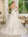 Picture of Back of 64023 Dublin Wedding Dress - Ronald Joyce 2011 Collection