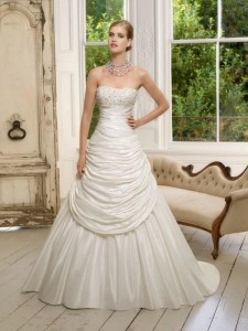 Picture of 64023 Dublin Wedding Dress - Ronald Joyce 2011 Collection
