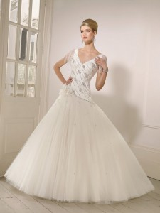 Picture of 65001 Darcie Wedding Dress - Ronald Joyce 2011 Collection