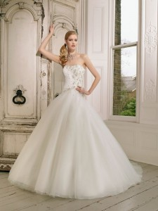 Picture of 65002 Doriana Wedding Dress - Ronald Joyce 2011 Collection