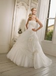 Picture of 65004 Delilah Wedding Dress - Ronald Joyce 2011 Collection