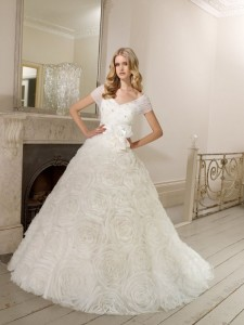 Picture of 65005 Desdemona Wedding Dress - Ronald Joyce 2011 Collection
