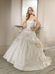 Picture of 65008 Dita Wedding Dress - Ronald Joyce 2011 Collection