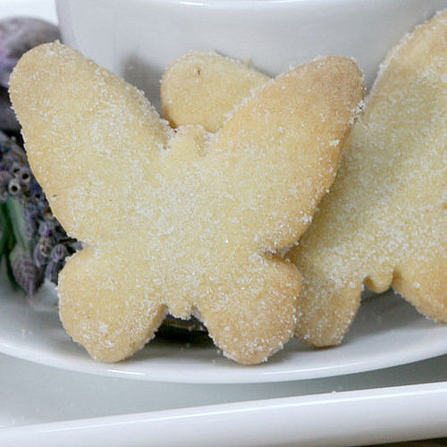 Butterfly Shaped Shortbread Wedding Favours - The Shortbread Gift Company