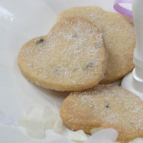 Shortbread Wedding Favours From The Shortbread Gift Company The