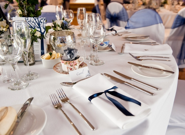 Table Display by The Little Wedding Helper - Picture by Howard Photography