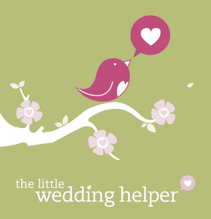 The Little Wedding Helper Logo
