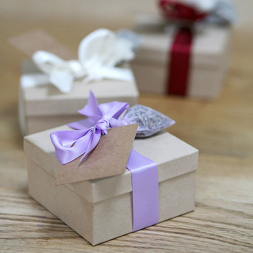 Wedding Favour Boxes - The Shortbread Gift Company