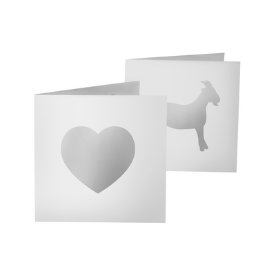 Oxfam Unwrapped Favour Cards