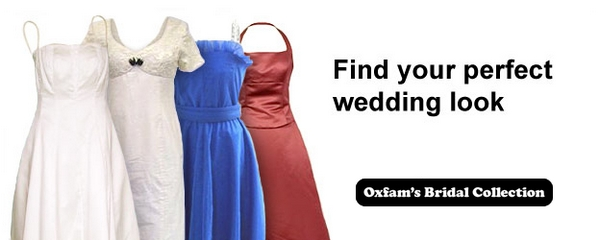 Oxfam's Bridal Collection