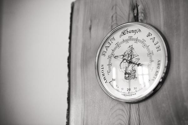 Barometer - Sam Gibson Wedding Photography